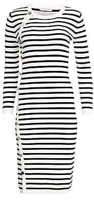 Altuzarra Women's Stripe Knit Dress