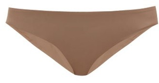 JADE SWIM Lure Low-rise Bikini Briefs - Beige