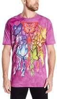 The Mountain Rainbow Butterfly Dream Catcher T-Shirt