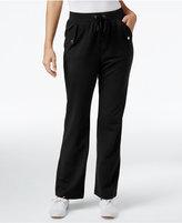 Karen Scott Pull-On Drawstring Pants, Only at Macy's