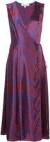 Diane von Furstenberg V-neck line dress