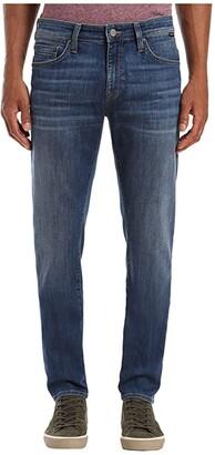 Mavi Jeans Jake Slim in Dark Brushed Williamsburg (Dark Brushed Williamsburg) Men's Jeans
