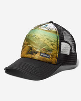 Eddie Bauer Sublimated Snap Back Cap