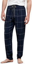 Kenneth Cole Banded Flannel Lounge Pant