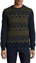 Trina Turk Men's Dashel Cotton Sweater