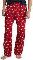 Nautica Polar Bear Printed Sleep Pants