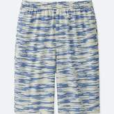 Uniqlo Men's Karakami Karacho Light Cotton Easy Shorts