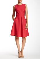 Julia Jordan 36011 Sleeveless Tuck Front Dress