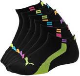 Puma P102150 Low Cut 6 Pack Socks