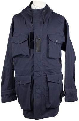 Givenchy Blue Cotton Jackets