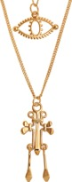Chloé Izzy Two Rows Long Necklace