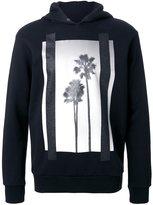 Palm Angels 'palms' print hoodie - men - Cotton - XL