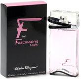 Salvatore Ferragamo F For Fascinating Night Eau De Parfum, 3 fl. oz.