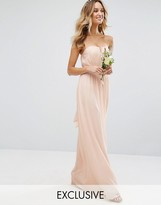 TFNC WEDDING Bandeu Maxi Dress