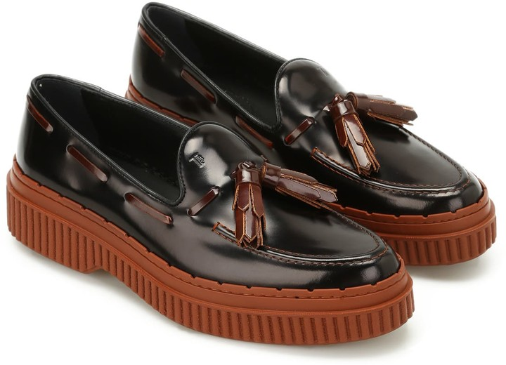 979f341a7d35c Women's Shoes Two Tone Loafer - ShopStyle