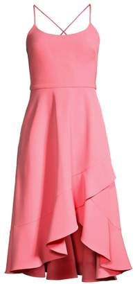 Black Halo Marie Crossback Dress