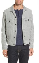 Michael Bastian Men's Pigment Dyed Stretch Corduroy Jacket