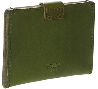 Bosca Tuck Tab Card Case
