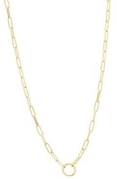 Gorjana Parker Convertible Chain Necklace, 18