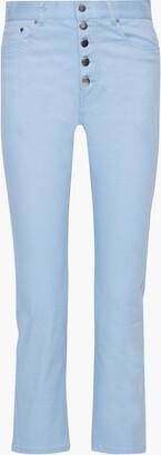 Joseph Den High-rise Slim-leg Jeans