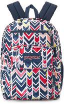JanSport Multicolor Digi Student Backpack