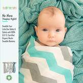 Baby Steps 4 Swaddle Blankets By Special Pack of 4 Muslin Cotton Blankets + FREE BIB