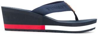 Tommy Hilfiger Wedge Beach Sandals