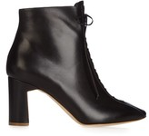 Rupert Sanderson Zadara lace-up leather ankle boot