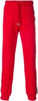 Versus graphic trousers - men - Cotton - S