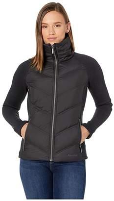 Marmot Ithaca Hybrid Jacket (Black) Women's Clothing