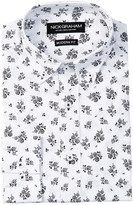 Nick Graham Small Rose Modern Fit Dress Shirt