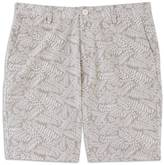 Nautica Modern Fit Palm Print Short