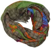 Gucci Floral-printed Scarf