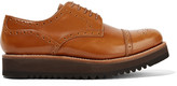 Grenson Lucy leather brogues