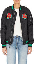 "Alpha Industries Women's ""Hawaii"" Reversible Flight Jacket"