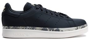 adidas Stan Smith New Bold Perforated Leather Sneakers