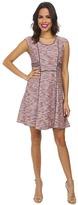 Nic+Zoe Tweedy Tribal Dress