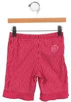 Ikks Girls' Gingham Print Pants