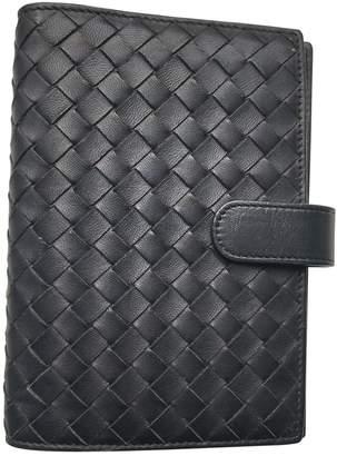 Bottega Veneta \N Black Leather Home decor