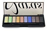 RoseFlower® Pro 10 Colors Eyeshadow Makeup Palette Cosemetic Contouring Kit #1 - Ideal for Professional and Daily Use