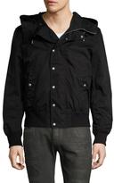 Diesel Black Gold Jaia Outerwear Caban Jacket