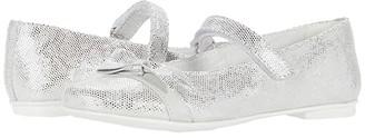 Primigi 54374 (Toddler/Little Kid/Big Kid) (Silver) Girl's Shoes