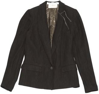 Anne Valerie Hash Black Viscose Jackets