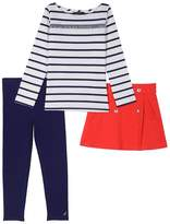 Nautica Little Girls' 3-Piece Outfit