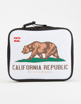 Billabong Cali Bear Lunch Box