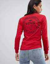 Vans Established 66 Long Sleeve Classic T-Shirt