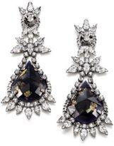 Dannijo Aurelia Crystal Drop Earrings
