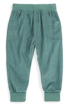 Tea Collection Infant Girl's Cuffed Corduroy Pants