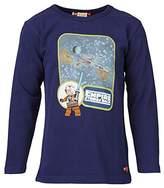 Star Wars LEGO Wear Boy's Lego Tristan 753 - Langarmshirt 16410 T-Shirt