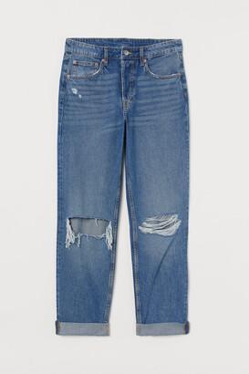H&M Boyfriend Regular Jeans